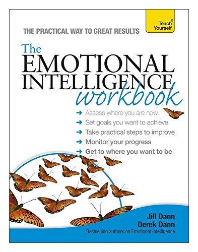 The Emotional Intelligence Workbook (Teach Yourself) by Dann, Jill, Dann, Derek (2012) Paperback