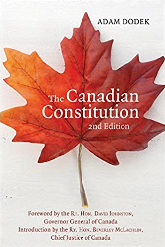 Download PDF The Canadian Constitution
