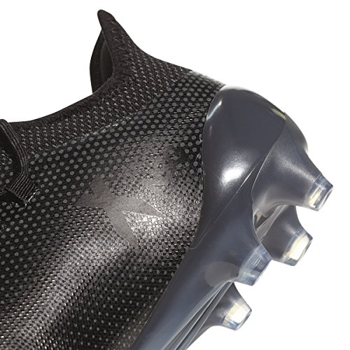 adidas Herren X 17.1 FG Fußballschuhe CBLACK/CBLACK/SUPCYA