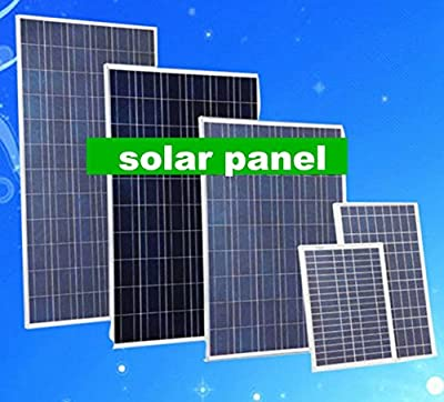 Best Cheap Deal for GOWE 100w 2pcs 200w polycrystalline solar panels /solar cells DC12v/24v for street lamp from Gowegroup - Free 2 Day Shipping Available