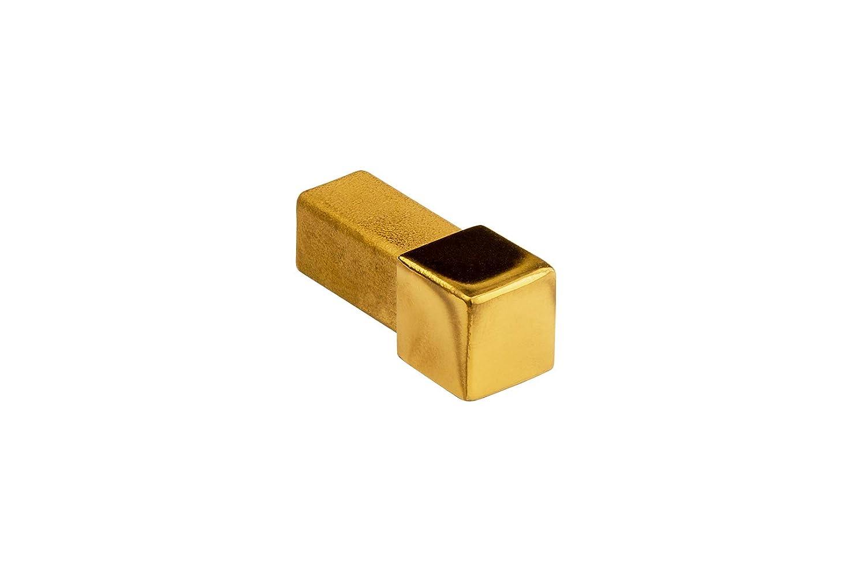 Eckst/ück HEXIM HEX401 SP Quadrat 10mm Edelstahl