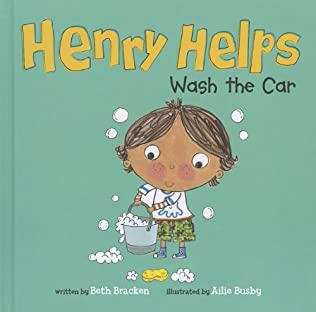 book cover of Henry Helps Wash the Car