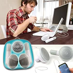 500XL Desktop Speakers