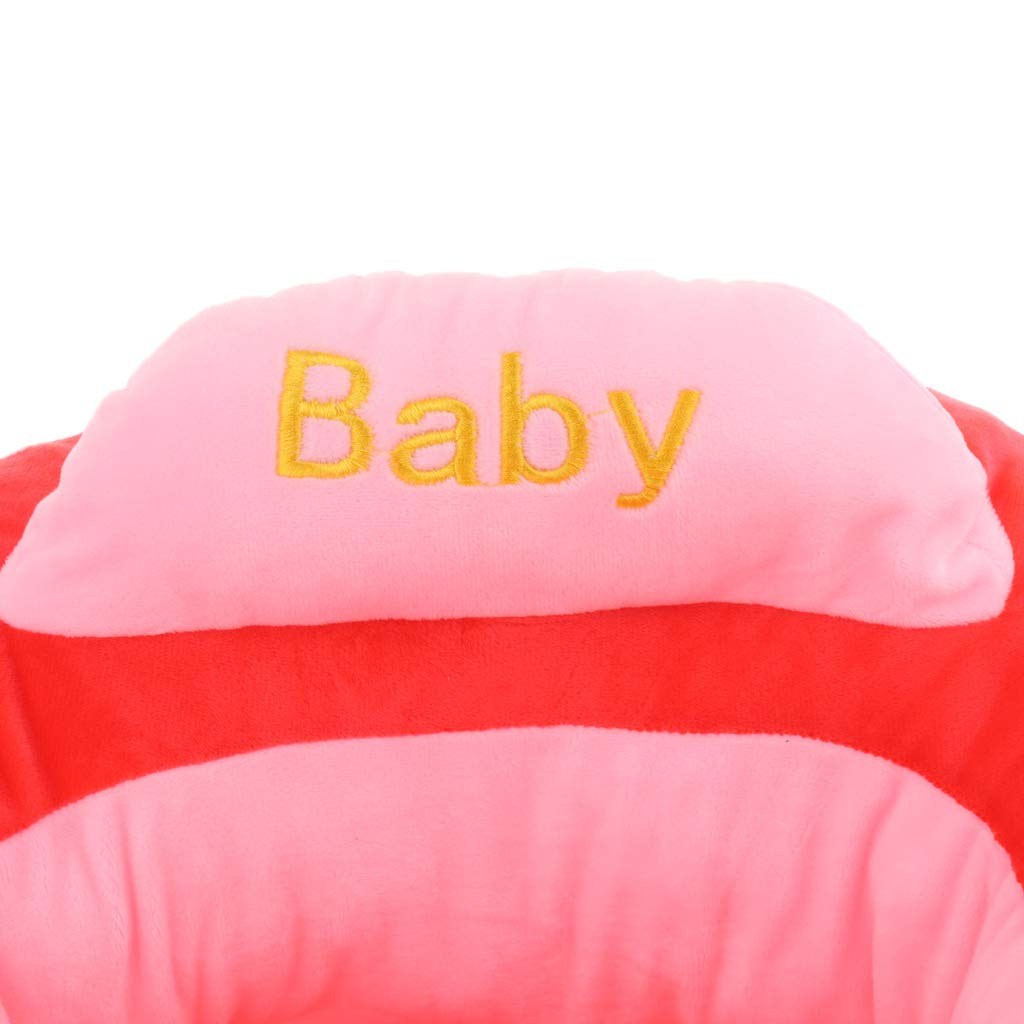 as described Fityle Baby Play Gym//Seat//Chair//Nest Sitting//Sit Me Up Support Animal Design Pig