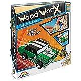 Colorific Wood Works Street Car-Making Kit