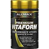 Allmax Nutrition - VITAFORM - Premium - Performance Multi-Vitamin for Men - 30-day
