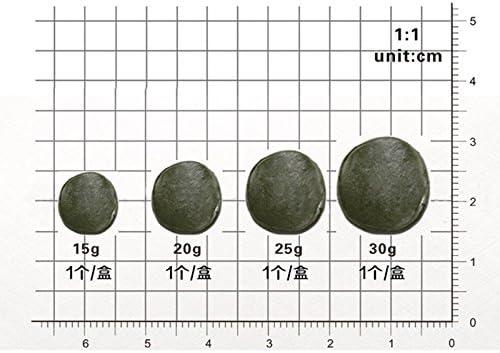 Wolfram Rigg Putty15g Braun Schwarz Grün Karpfenangeln Gewichte