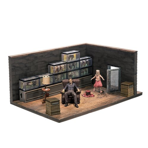 Used, McFarlane Toys Building Sets -The Walking Dead TV The for sale  Delivered anywhere in Canada