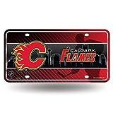 NHL Calgary Flames Metal Auto