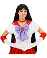 Sailor Moon Mars Costume Wig