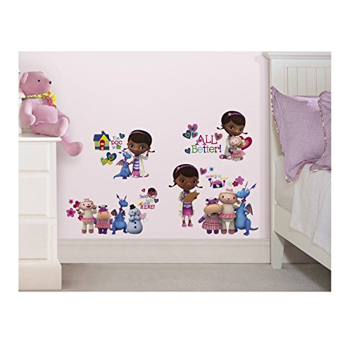 Doc Mcstuffins Wall Wall Decals