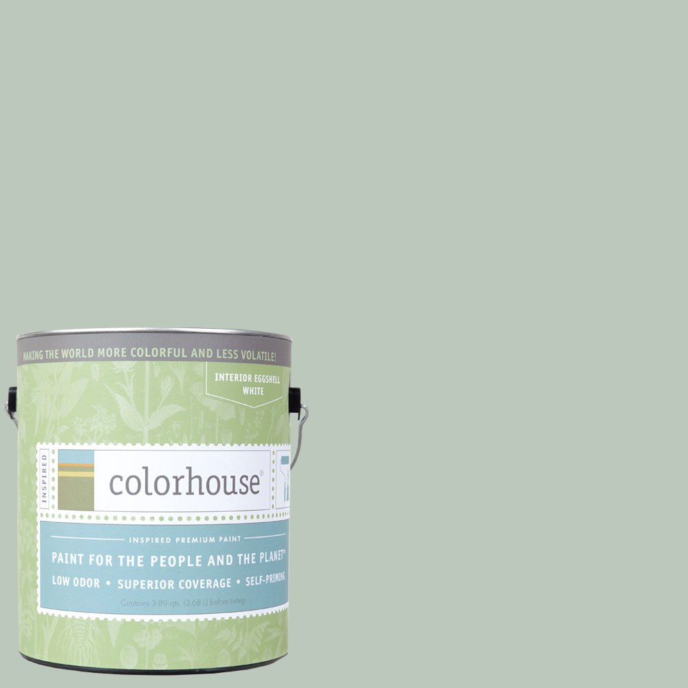 Amazon.com: Inspired Eggshell Interior Paint, Water .02, Gallon: Home  Improvement