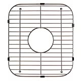 Kindred Essentials Series 13.1-inch x 11.6-inch Universal Kitchen Sink Bottom Protection Grid in Stainless Steel, KDG50