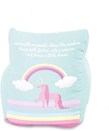 Unicorn Toddler Armchair Beanbag: Amazon.co.uk: Kitchen & Home