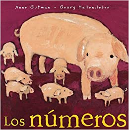 Amazon.com: Los numeros / The numbers (Mira Mira) (Spanish Edition) (9788426133281): Anne Gutman: Books