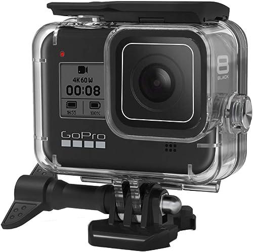 InBestOne Waterproof Housing Case for GoPro Hero 8 Black