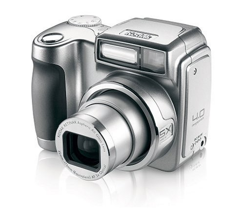 Kodak Easyshare Z700 4 MP Digital Camera with 5xOptical Zoom (Kodak Easyshare Manuals)