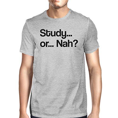 Camiseta nah hombre mangas y cortas 365 estampada de dorado estudio gris color rqZpPFr4W