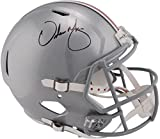 Urban Meyer Ohio State Buckeyes Autographed Riddell Speed Replica Helmet - Fanatics Authentic Certified