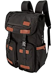 Travel Backpack, BuyAgain Casual Daypack Carry On Backpack School Weekend Bag