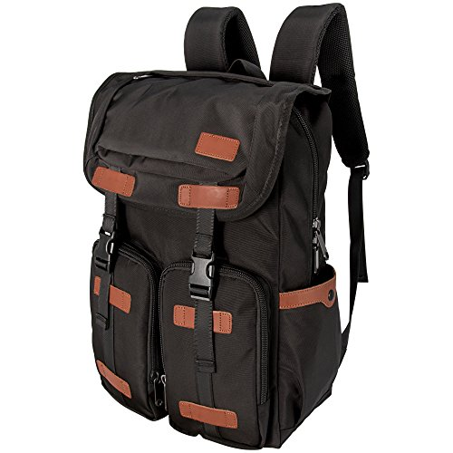 Travel Backpack, BuyAgain Casual Daypack Carry On Backpack Weekend - Raining Sunglasses When