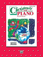 Christmas at the Piano: Level 2 by Jay…