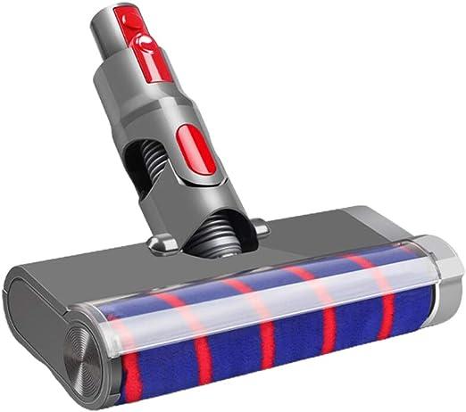 LOVIVER Cepillo de Aspiradora para Cabezal de Succión de Rodillo de Pila Suave para Facil de Limpiado: Amazon.es: Hogar