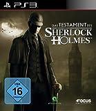 Das Testament des Sherlock Holmes - [PlayStation 3]