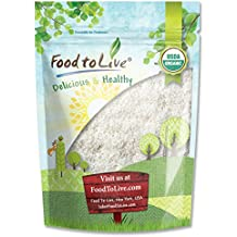 Organic Shredded Coconut by Food To Live (Desiccated, Unsweetened, Non-GMO, Kosher, Bulk) — 2 Pounds
