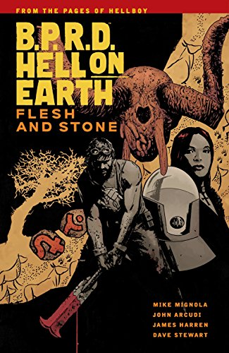 B.P.R.D Hell On Earth Volume 11: Flesh and Stone -