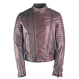 Diesel Black Gold Lory 4ZI Leather Jacket