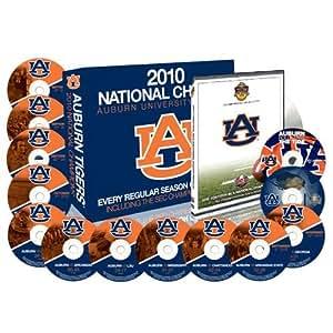 Auburn Tigers: 2010 Perfect Season & Championship