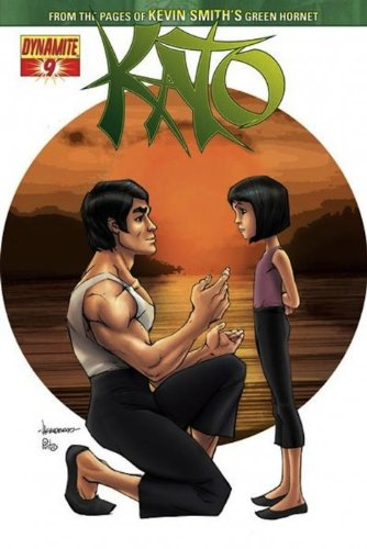 Read Online Kato Volume 1 Issue 9 By Ande Parks PDF