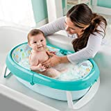 Summer Infant EasyStore Comfort Tub, Sea Party