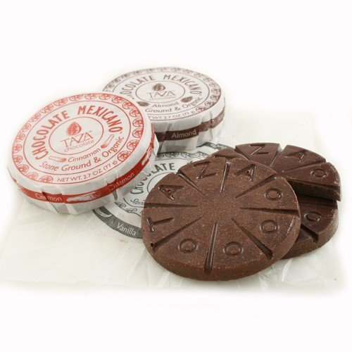 Taza Organic Stone Ground Chocolate Disc - Chipotle Chile (2.7 ounce)