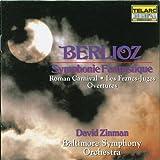 zinman symphonies - Berlioz: Symphony Fantastique & Overtures