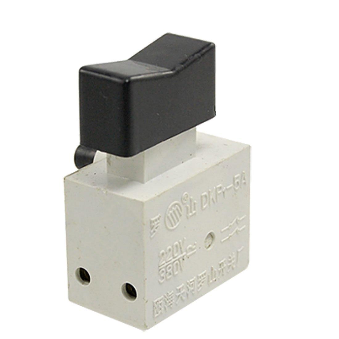 Sourcingmap Elektrischer Bohrer Werkzeug mit Stopper DPST Schalter ...