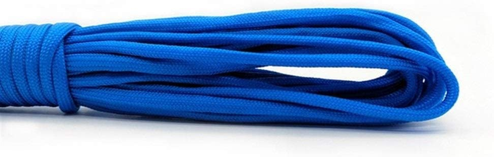 Aomednx 5M 10M 20M 31M 550 Cord Cuerda Cuerda Mil 7 Strand ...