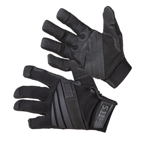 5.11 Tactical Leather (5.11 Tactical Tack9 Glove Black, Large)