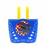 CHILDHOOD KIDS BICYCLE BASKET (Shark)