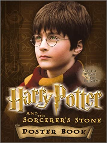 Harry Potter and the Sorcerers Stone Poster Book: Amazon.es ...