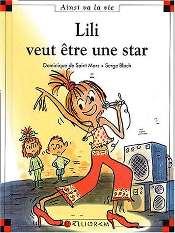 Max et Lili n° 65 Lili veut etre une star