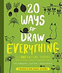 Be inspired by this fun compilation sketchbook of four favorite volumes from Quarry Books' 20 Ways series!              Designed to offer artists, designers, and doodlers a fun and sophisticated collection of illustration fun,...