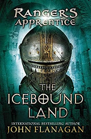 book cover of The Icebound Land