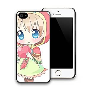 Specialdiy Apple Red Hood Girl Pattern Hard Plastic Back case cover Skin for iphone dlDwiEflK5z 5/5s