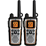 Motorola MU350R 35-Mile Range 22-Channel FRS/GMRS Two Way Bluetooth Radio (Grey)(Discontinued by Manufacturer)