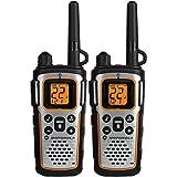 Motorola MU350R 35-Mile Range 22-Channel FRS/GMRS Two Way Bluetooth Radio ...