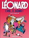 Léonard, tome 15 : Crie, ô, génie !  par Groot