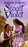 img - for Sweet Violet (Daughters of Liberty (Zebra)) book / textbook / text book