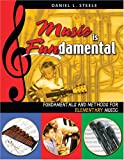 Music Is Fundamental, Steele, Daniel, 0757525539